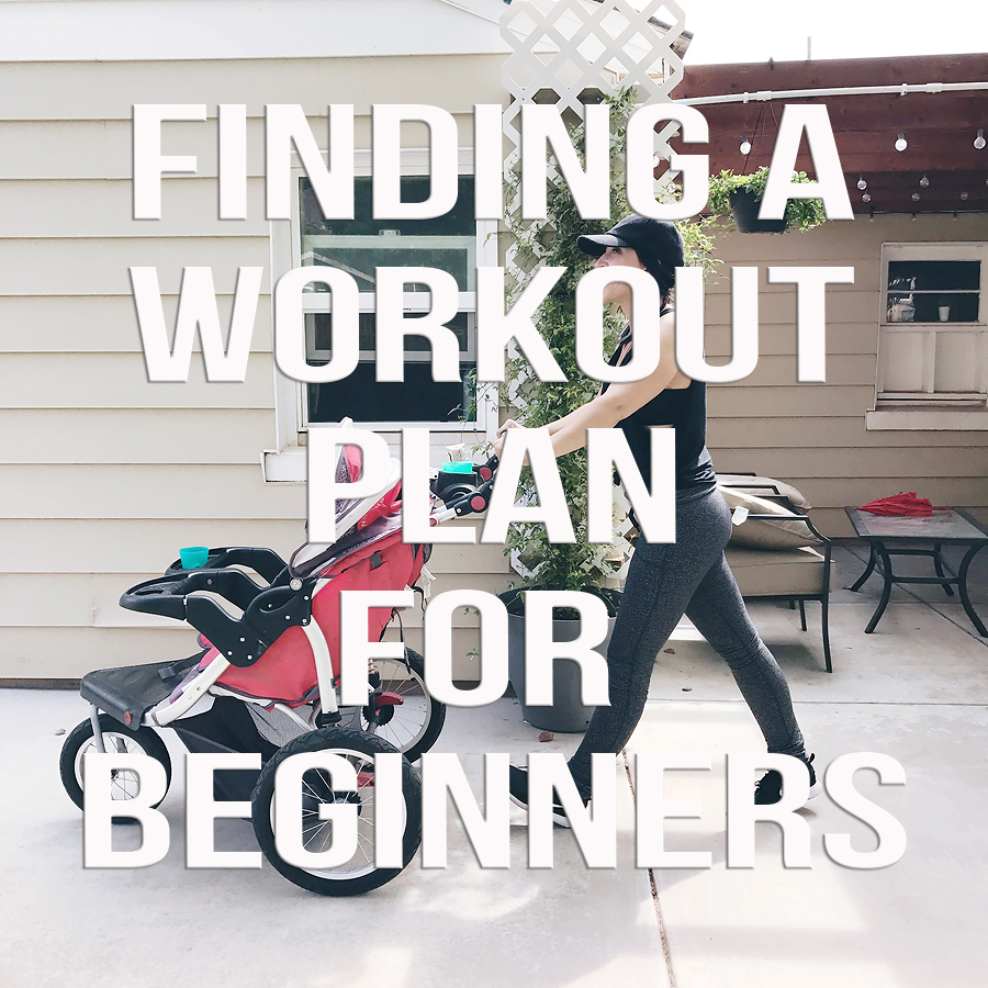 a little bit fit | finding a workout plan for beginners
