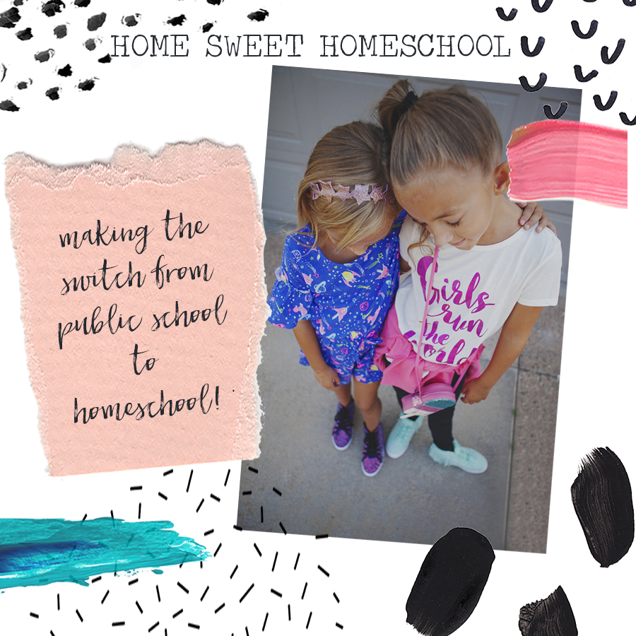 home sweet homeschool | how we got here